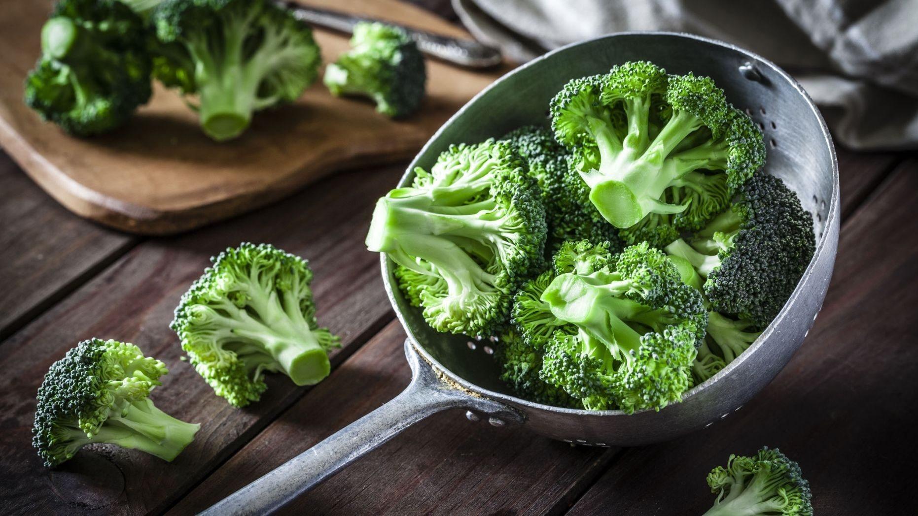 bông cải xanh tiêu diệt tế bào ưng thư