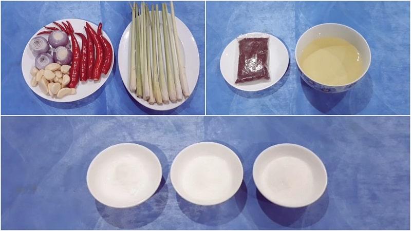cách làm sa tế chay