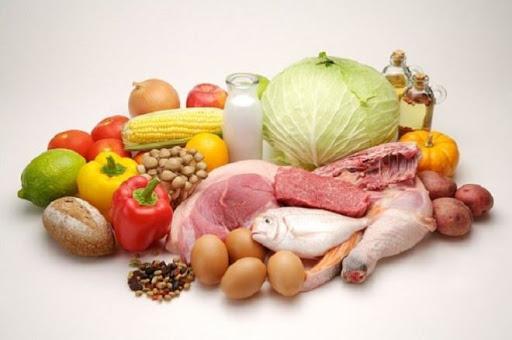 Dinh dưỡng hợp lý phòng bệnh không lây nhiễm