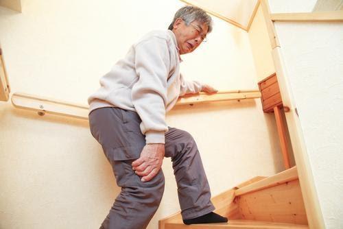 Kết quả hình ảnh cho sức khỏe người ngoài 50+ lão hóa xương khớp