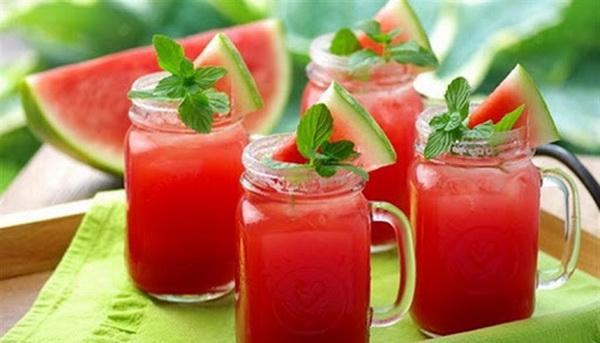 Một ly dưa hấu có chứa lycopene nhiều hơn 1,5 lần so với cà chua tươi.