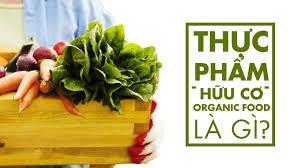 organic food là gì